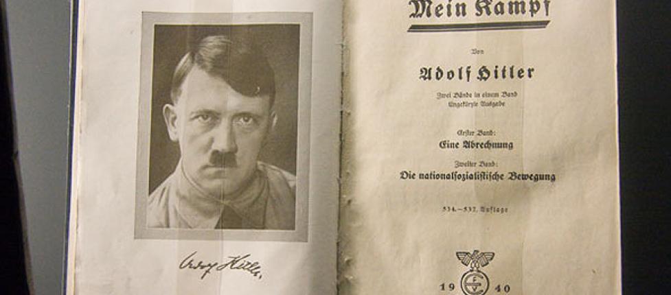 Buch Mein Kampf