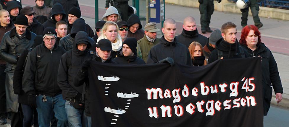 Y Hairstyle Magdeburg: El Equipo De Fútbol Alemán Que Manejan Los Neonazis